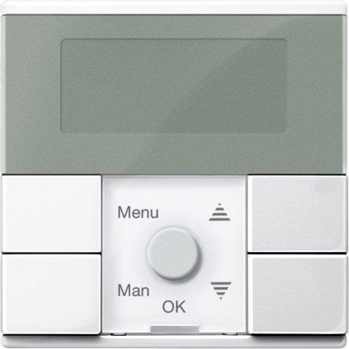 Merten Zeitschaltuhr-Modul polarweiß MEG5755-0319