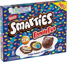 Smarties Family Fun Pralinen (90g)