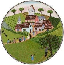 Villeroy & Boch Naif Tortenplatte 30 cm