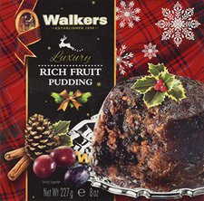 Walkers Christmas-Pudding Plum Pudding (227g)