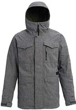 Burton Covert Snowboard Jacket Bog Heather