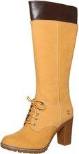 Timberland Glancy Tall Lace wheat nubuk