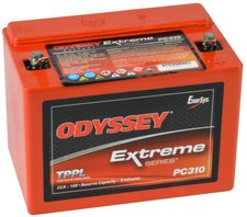 Odyssey Batteries PC310 12V 8Ah