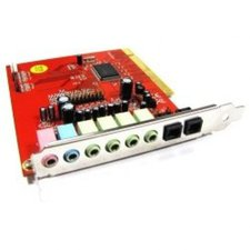 Cablematic 7.1 Surround PCI Sound Card
