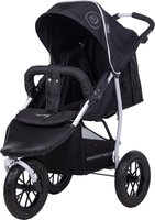 Knorr-Baby Joggy S Happy Colour Schwarz