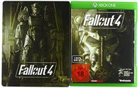 Fallout 4: Steelbook Edition (Xbox One)