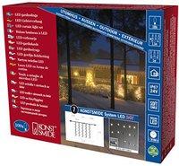Konstsmide LED Lichterkettenvorhang (4684-117)