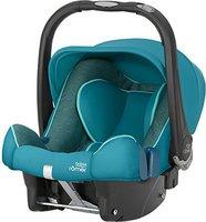 Römer Baby Safe Plus SHR II Green Marble