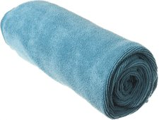 Summit Outdoor Tek Towel Xtra Small pacific blue (30 x 60 cm)