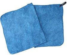 Summit Outdoor Tek Towel Xtra Small pacific blue (30 x 60 cm)