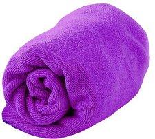 Summit Outdoor Tek Towel Small berry pink (40 x 80 cm)