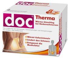 Hermes Arzneimittel Doc Therma Wärme-Umschlag bei Rückenschmerzen (4 Stk.)