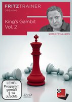 Fritz Trainer: King's Gambit Vol. 2 (PC)