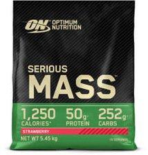 Optimum Nutrition Serious Mass 5455g Erdbeere