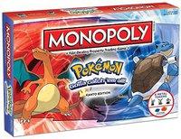 Winning Moves Monopoly Pokémon (english)