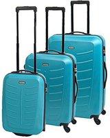 Travelite Robusto Trolley-Set 53/68/77 cm