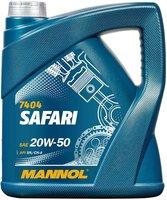 Mannol Safari 20W-50 (4 l)