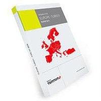 Tele Atlas Europa 2014 Travelpilot NX Ford