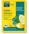 Fitne Heiße Zitrone Bio Pulver (7 g)