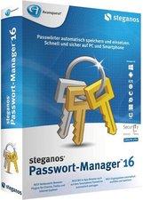 Avanquest Steganos Passwort Manager 16