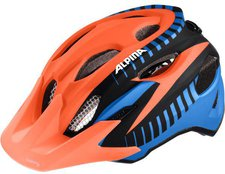 Alpina Eyewear Carapax Jr. orange-black-blue