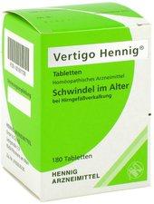 Dr. Henning Vertigo Hennig Tabletten (180 Stk.)