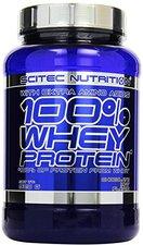 Scitec Nutrition 100% Whey Protein 920g Schokolade Minze