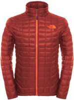 The North Face Herren Thermoball Jacke Sequoia Red