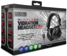 Venom Wireless Vibration Headset XT+