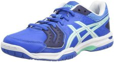 Asics Gel-Squad Women electric blue/white/navy