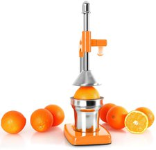 OneConcept EcoJuicer orange
