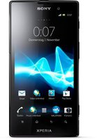 Sony Xperia ion Black ohne Vertrag