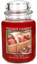 Village Candle Crisp Apple Jar (1219 g)