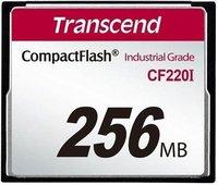 Transcend CF220I CF Card - 256MB