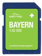 Satmap Bayern 1:50k
