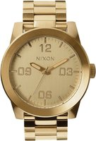 Nixon The Corporal SS all gold