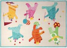 Esprit Home Dancing Bears (120x180cm)