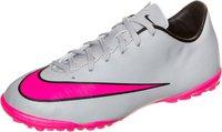 Nike JR Mercurial Victory V TF wolf grey/black/hyper pink