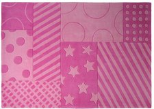 Esprit Home Stars and Stripes rosa (90x160cm)
