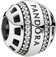 Pandora Logo-Bead (791753CZ)