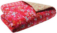 PIP Chinese Blossom Quilt rot (220 x 265 cm)