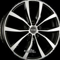 MAK Wheels Wolf black mirror (8x18)