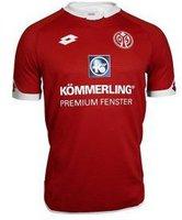 Lotto 1. FSV Mainz 05 Home Trikot Kinder 2015/2016