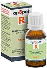 Orthim apopet R Relax Blütenessenzen n.Dr.Bach Globuli (12 g)