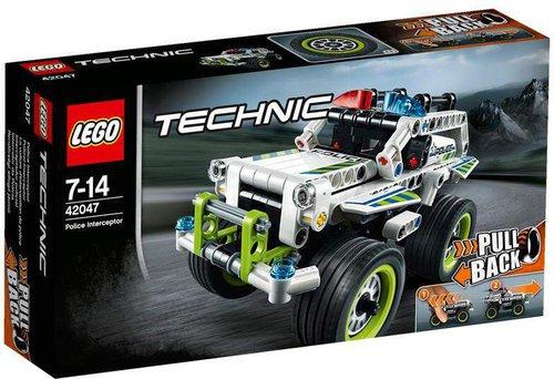 LEGO Technic Police Interceptor (42047)