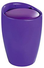 Wenko Hocker Candy Purple (20627100)