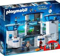 Playmobil City Action Polizei-Kommandozentrale (6872)