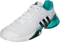 Adidas Barricade 2016 Men ftwr white/core black/shock green