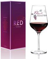Ritzenhoff Red Design Rotweinglas Alice Wilson H15