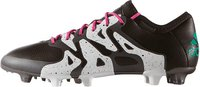 Adidas X15.1 FG/AG core black/shock mint/ftwr white
